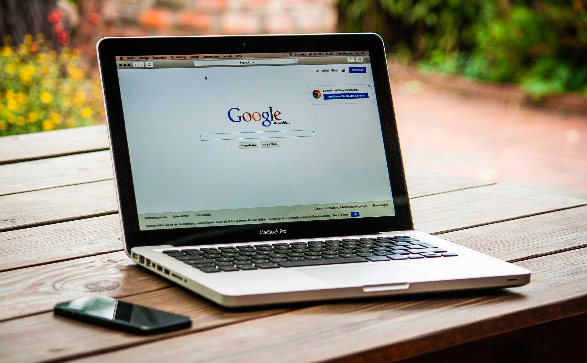 planificador de google